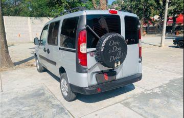 Fiat Doblo 1.8 MPi Essence 16V Flex 4p Manual - Foto #7
