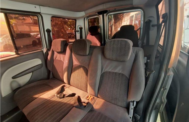 Fiat Doblo 1.8 MPi Essence 16V Flex 4p Manual - Foto #9