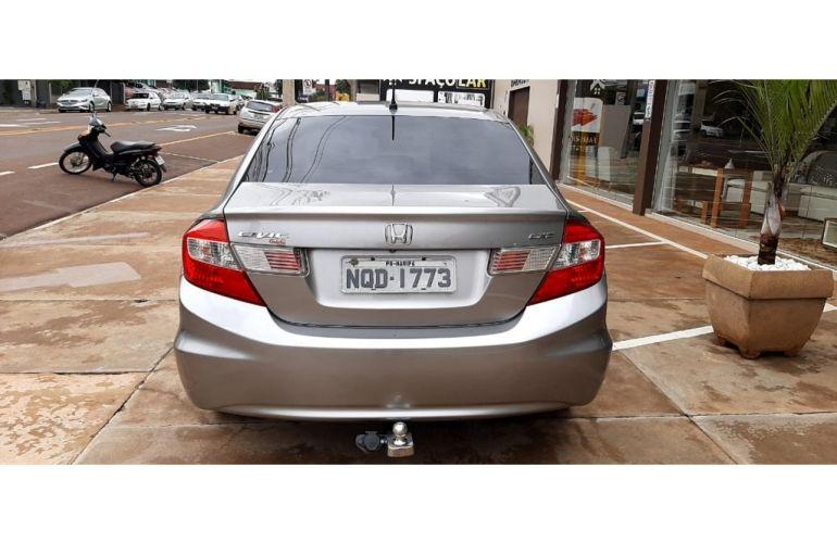 Honda Civic Sedan LXS 1.8 - Foto #5