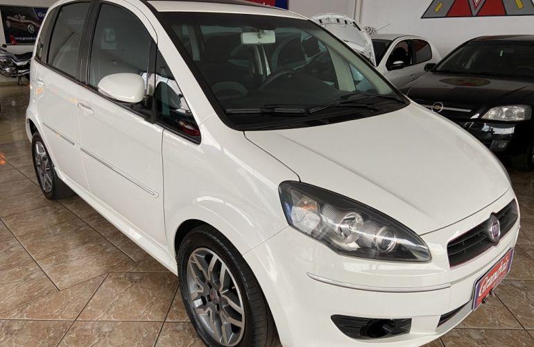 Fiat Idea Sporting 1.8 16V E.TorQ (Flex) - Foto #1
