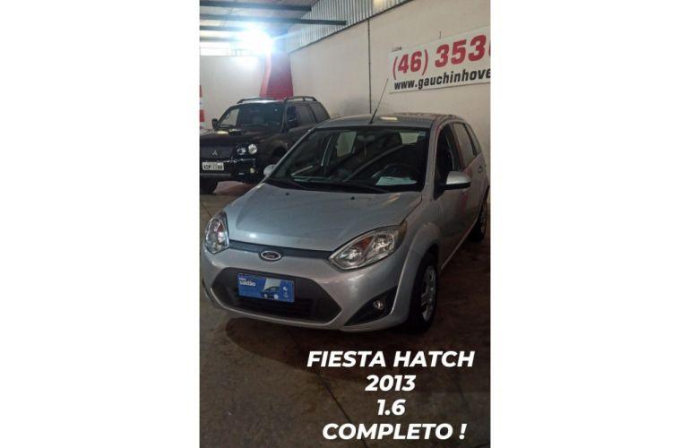 Ford Fiesta Hatch  SE Plus 1.6 RoCam (Flex) - Foto #1