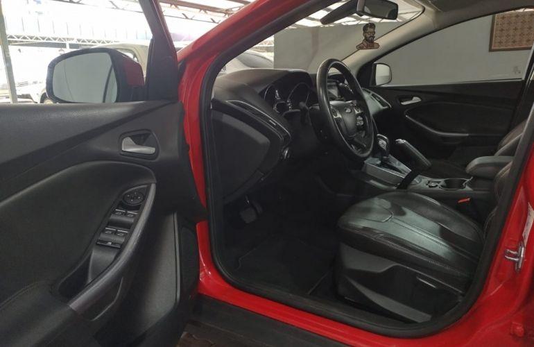 Ford Focus Sedan Titanium 2.0 16V (Aut) - Foto #7