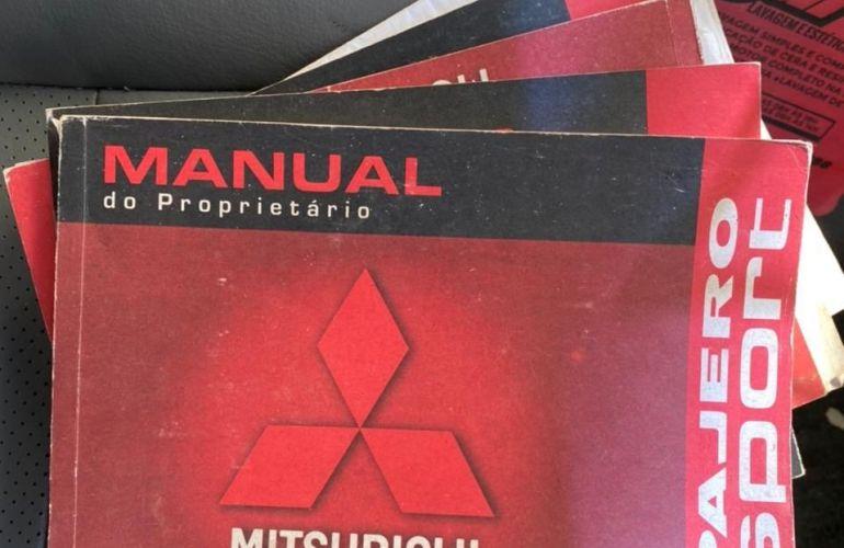 Mitsubishi Pajero Sport 2.5 Hpe 4x4 8V Turbo Intercooler - Foto #10