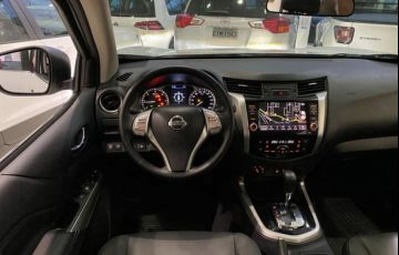 Nissan Frontier Le 4x4 Cabine Dupla 2.5 Turbo Intercooler - Foto #4