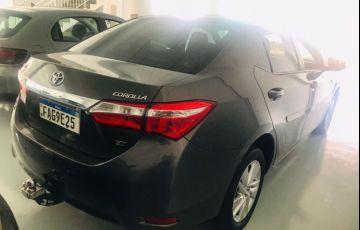 Toyota Corolla Sedan GLi 1.8 16V (flex) (aut) - Foto #4