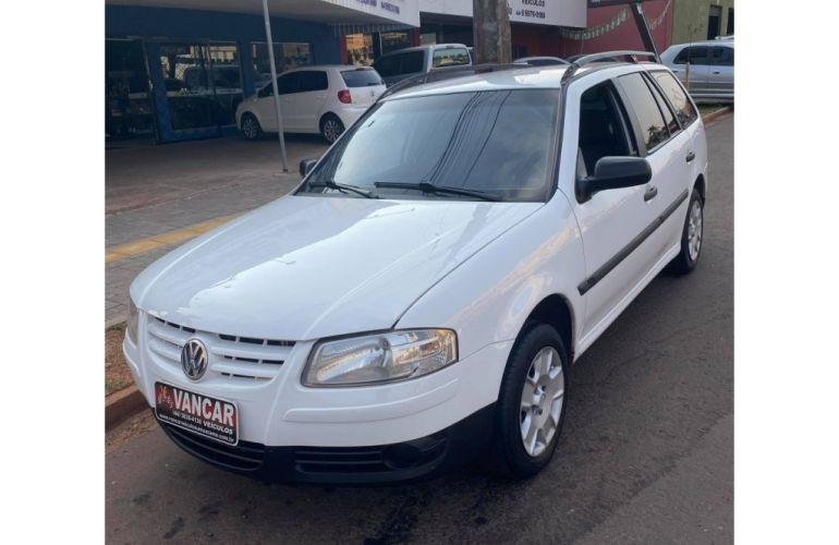 Volkswagen Parati 1.6 G4 (Flex) - Foto #1