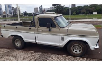 Chevrolet D10 Pick Up Custom Luxe 4.0 (Cab Simples) - Foto #6