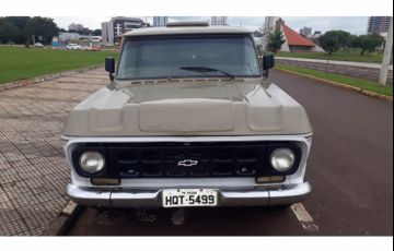 Chevrolet D10 Pick Up Custom Luxe 4.0 (Cab Simples) - Foto #8