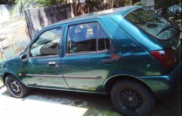 Ford Fiesta Hatch 1.0 MPi 4p - Foto #6