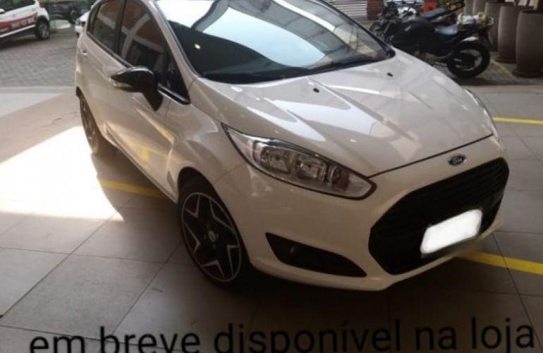 Ford New Fiesta Titanium Plus 1.0 EcoBoost PowerShift - Foto #1