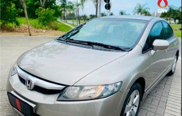 Honda Civic 1.8 LXS 16V Flex 4p Automático - Foto #1