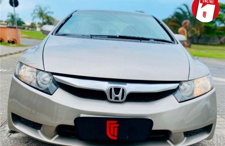 Honda Civic 1.8 LXS 16V Flex 4p Automático - Foto #3