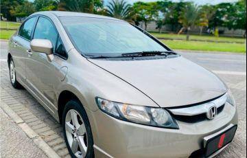 Honda Civic 1.8 LXS 16V Flex 4p Automático - Foto #4