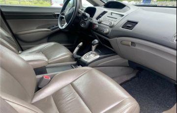 Honda Civic 1.8 LXS 16V Flex 4p Automático - Foto #8