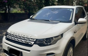 Land Rover Discovery Sport 2.0 TD4 HSE Luxury 4WD