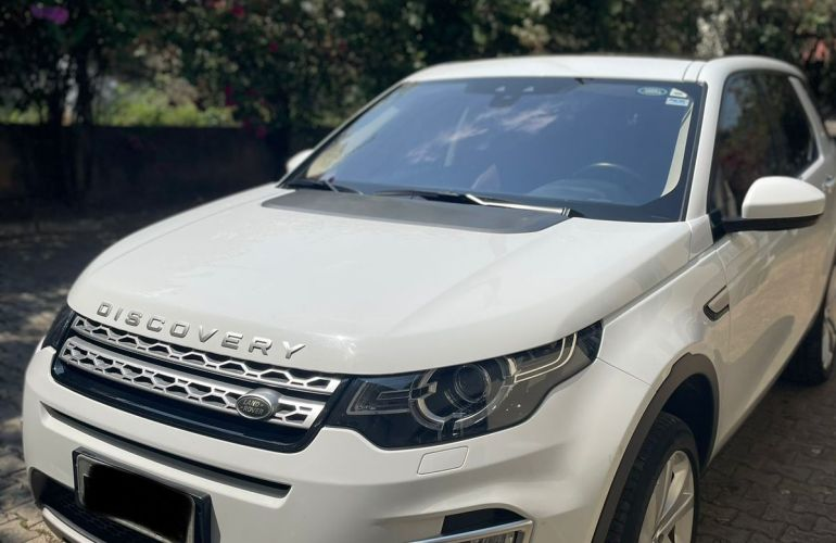 Land Rover Discovery Sport 2.0 TD4 HSE Luxury 4WD - Foto #3