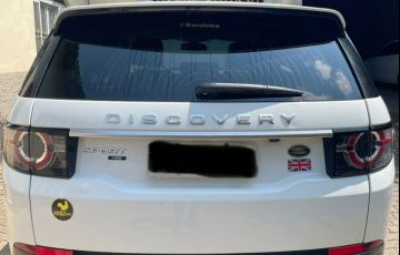 Land Rover Discovery Sport 2.0 TD4 HSE Luxury 4WD - Foto #4