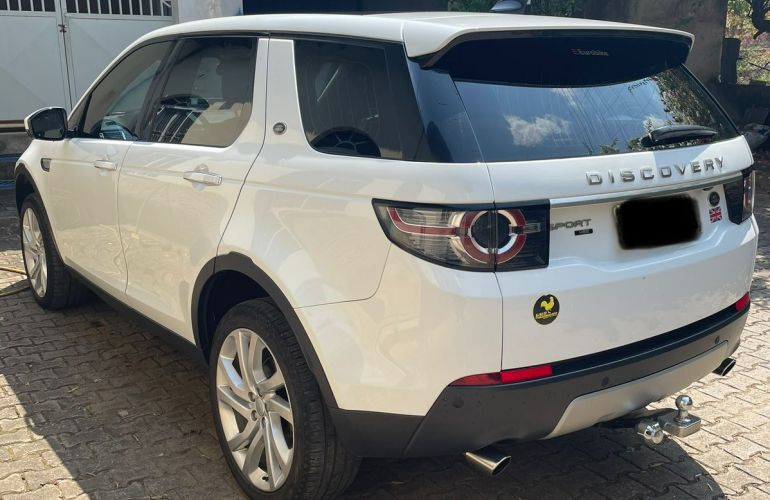 Land Rover Discovery Sport 2.0 TD4 HSE Luxury 4WD - Foto #5