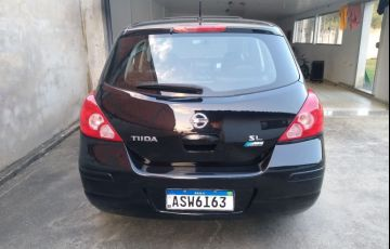 Nissan Tiida SL 1.8 (flex) - Foto #2