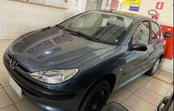 Peugeot 206 Presence 1.4 8v - Foto #3