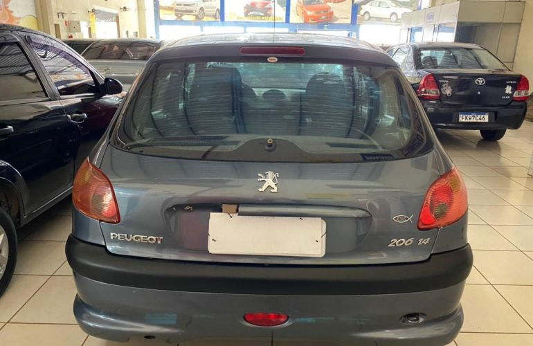 Peugeot 206 Presence 1.4 8v - Foto #6