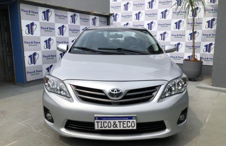 Toyota Corolla 2.0 XEi CVT - Foto #1