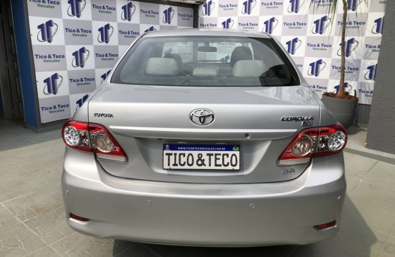 Toyota Corolla 2.0 XEi CVT - Foto #4