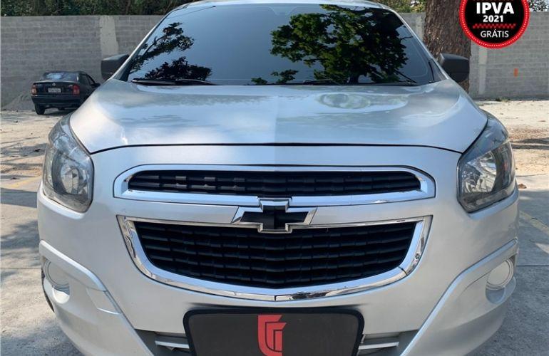 Chevrolet Spin 1.8 LS 8V Flex 4p Manual - Foto #3