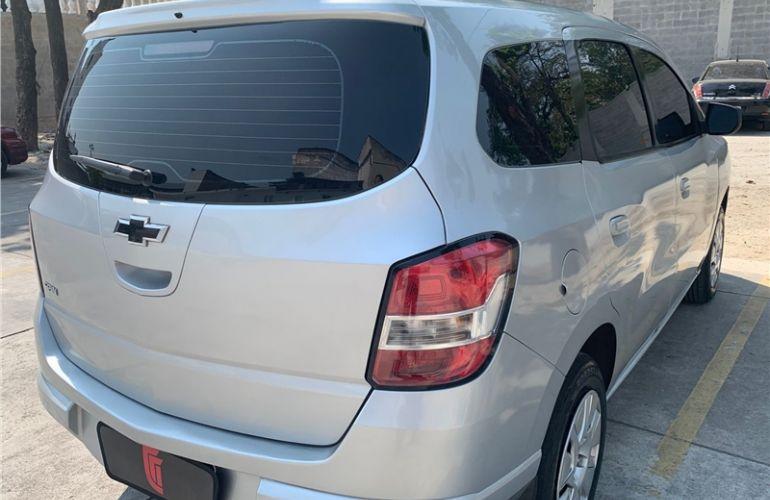 Chevrolet Spin 1.8 LS 8V Flex 4p Manual - Foto #6