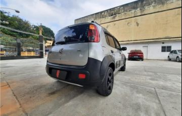 Fiat Uno 1.0 Way 8V Flex 4p Manual - Foto #6