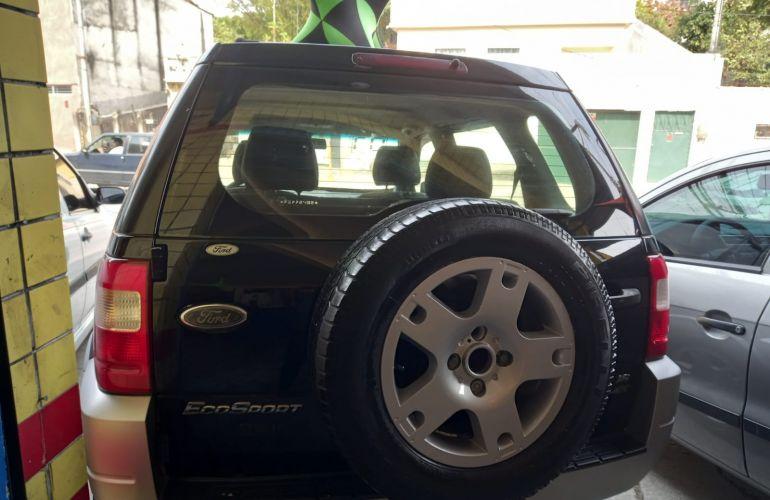 Ford Ecosport XLT Freestyle 1.6 (Flex) - Foto #4