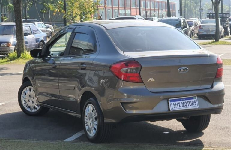 Ford Ka 1.0 SE Plus 12v - Foto #8
