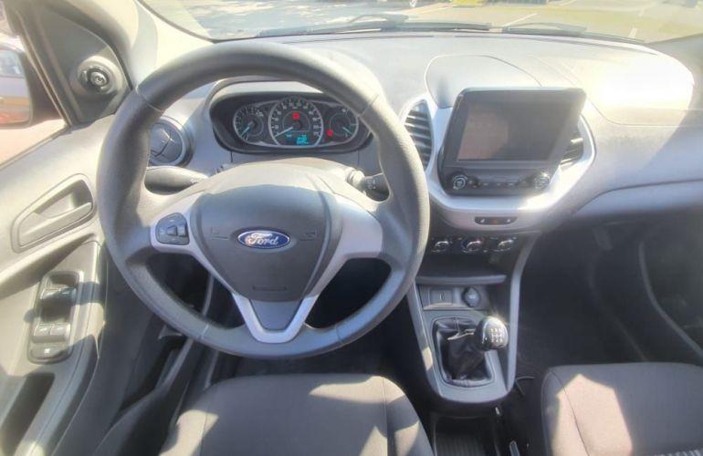 Ford Ka 1.0 SE Plus 12v - Foto #9