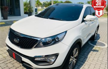 Kia Sportage 2.0 EX 4x2 16V Flex 4p Automático - Foto #1