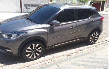 Nissan Kicks 1.6 SV Limited CVT (Flex)