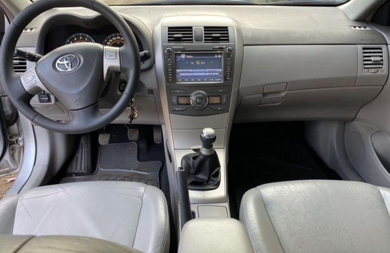 Toyota Corolla Sedan XEi 1.8 16V (flex) - Foto #6