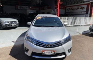Toyota Corolla 2.0 XEi Multi-Drive S (Flex) - Foto #2