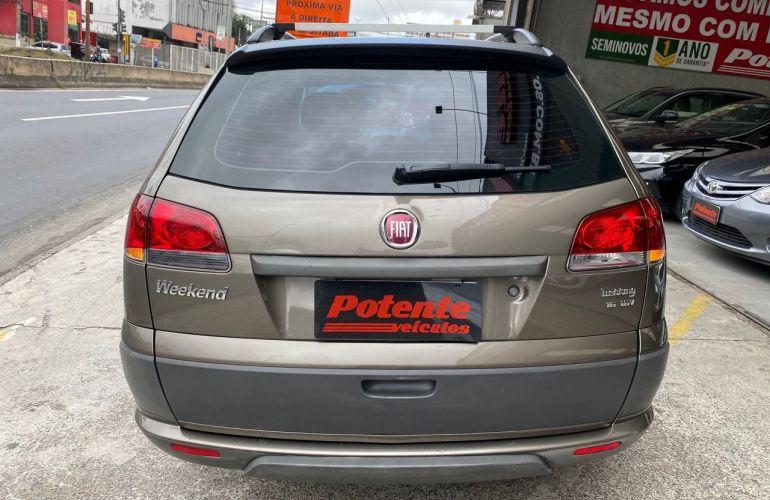 Fiat Palio Weekend Trekking 1.6 16V (Flex) - Foto #8