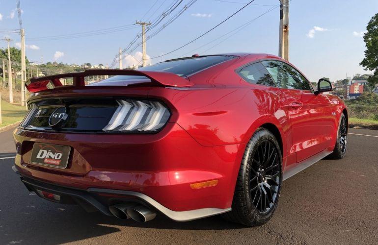 Ford Mustang GT Premium 5.0 - Foto #3