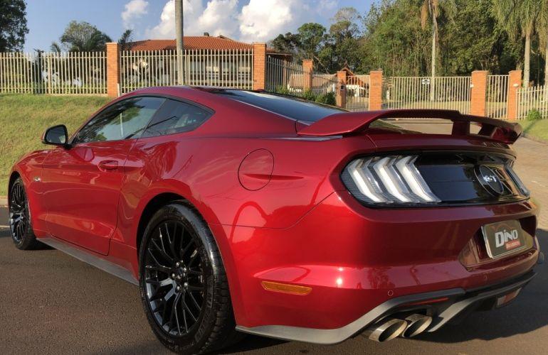 Ford Mustang GT Premium 5.0 - Foto #4