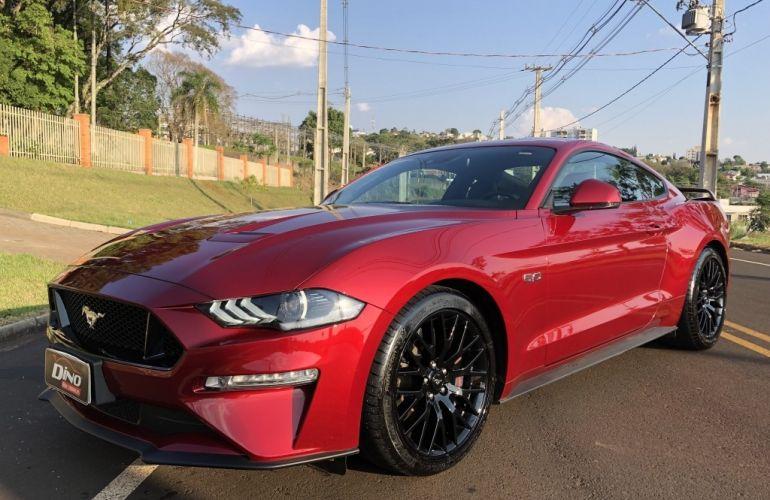 Ford Mustang GT Premium 5.0 - Foto #5