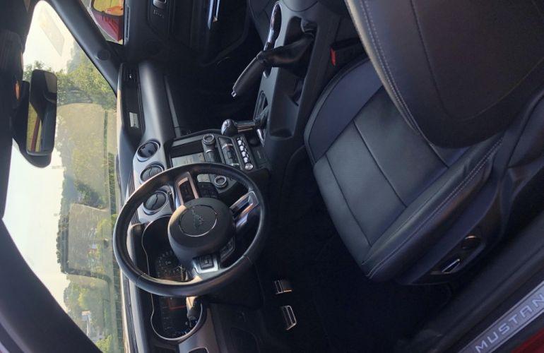 Ford Mustang GT Premium 5.0 - Foto #7