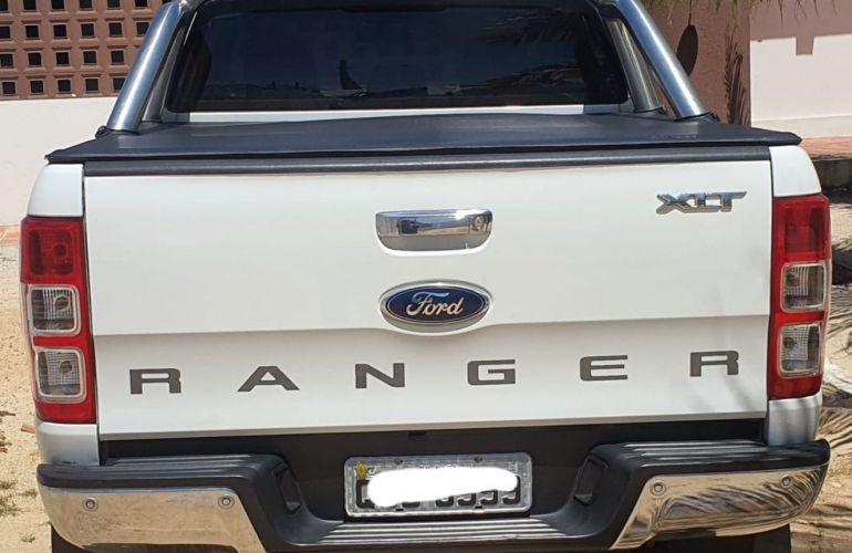 Ford Ranger 3.2 TD 4x4 CD XLT - Foto #4