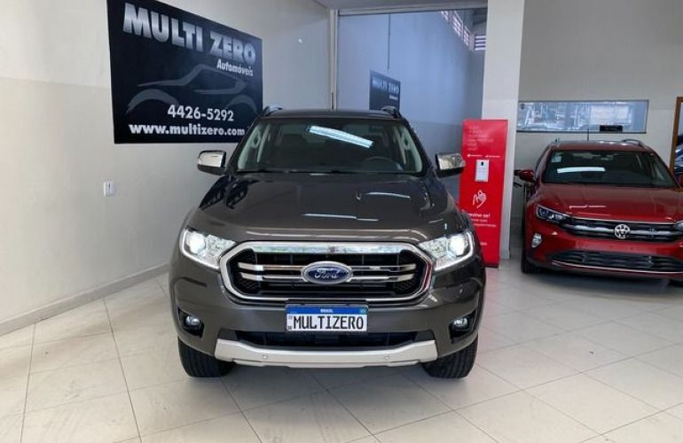 Ford Ranger Limited Plus 4x4 Cabine Dupla 3.2 - Foto #9