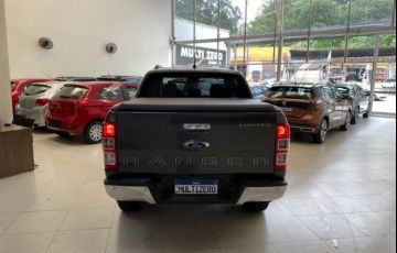 Ford Ranger Limited Plus 4x4 Cabine Dupla 3.2 - Foto #10