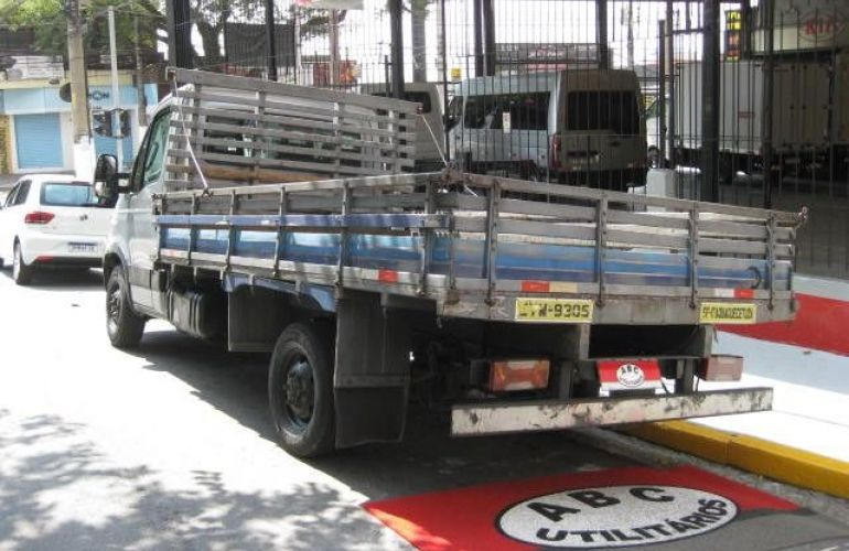 Iveco Daily Chassi Cabine 35s14 3.0 16v - Foto #4