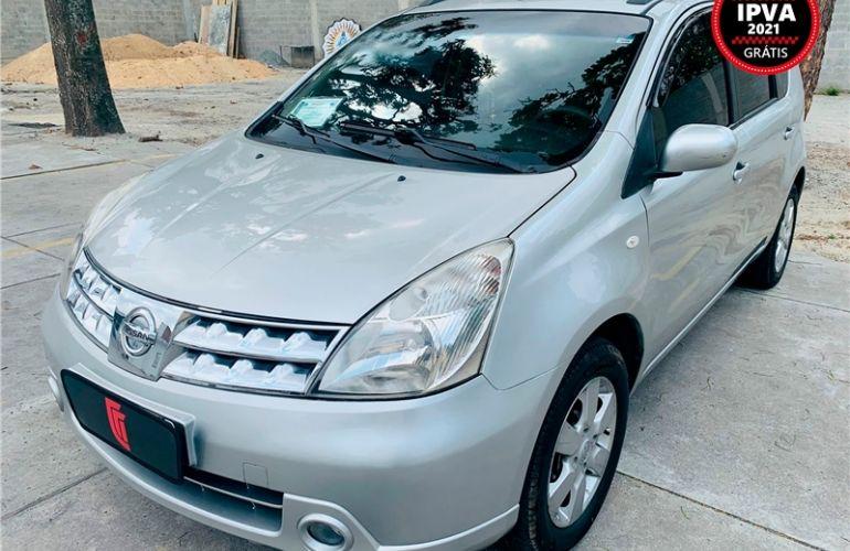 Nissan Livina 1.8 SL 16V Flex 4p Automático - Foto #1