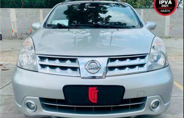 Nissan Livina 1.8 SL 16V Flex 4p Automático - Foto #3