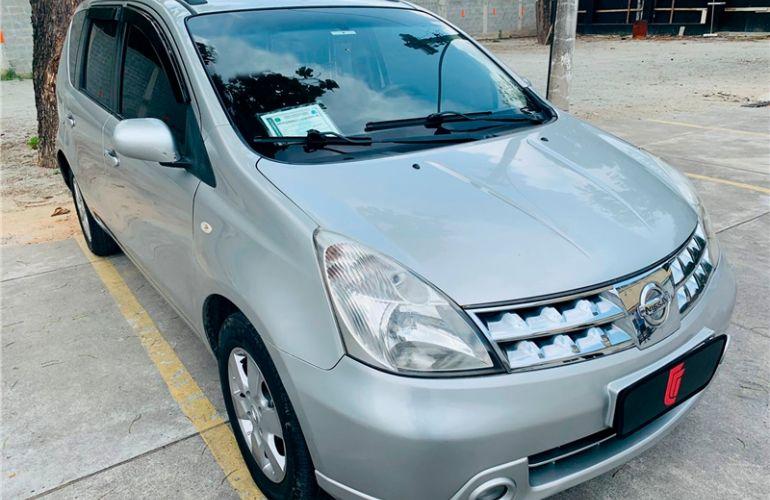 Nissan Livina 1.8 SL 16V Flex 4p Automático - Foto #5