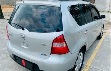 Nissan Livina 1.8 SL 16V Flex 4p Automático - Foto #6